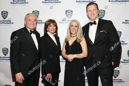 Bill Bratton, Rikki Klieman, Susan Birnbaum, Willie Geist