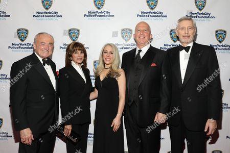 Bill Bratton, Rikki Klieman, Susan Birnbaum, James O'Neill, Dale Hemmerdinger