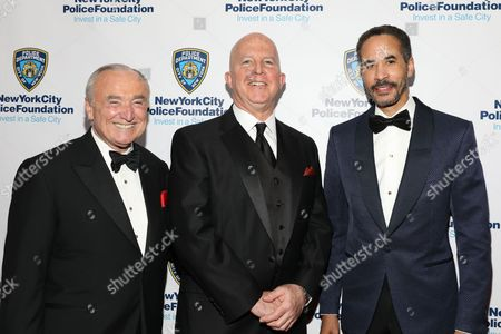 Bill Bratton, James O'Neill, Charles Phillips