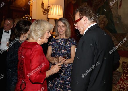 Editorial picture of The London Library Dinner, UK - 18 May 2017