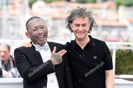 Panya Yimmumphai and Jean-Stephane Sauvaire