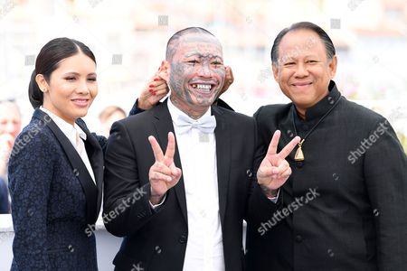 Pornchanok Mabklang, Panya Yimmumphai and Vithaya Pansringarm