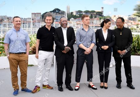 Editorial photo of 'A Prayer Before Dawn' photocall, 70th Cannes Film Festival, France - 19 May 2017