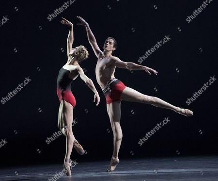 Editorial picture of 'Symphonic Dances' Ballet choreographed by Liam Scarlett performed by the Royal Ballet at the Royal Opera House, London, UK, 18 May 2017