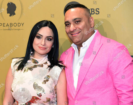 Ruzanna Khetchian, Russell Peters