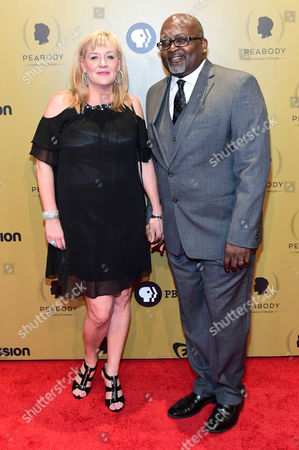 Editorial picture of 76th Annual Peabody Awards, Arrivals, New York, USA - 20 May 2017
