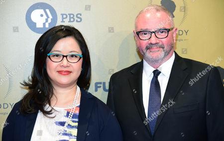 Kathy Im, Simon Kilmurry