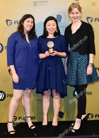 Alison Klayman, Nanfu Wang, Justine Nagan