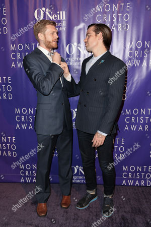 Editorial image of The Eugene O'Neill Theater Center's 17th Annual Monte Cristo Award Gala, Arrivals, New York, USA - 21 May 2017