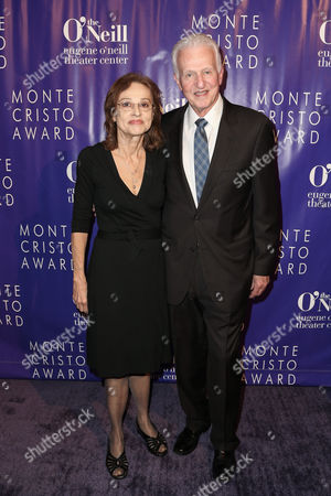 Editorial picture of The Eugene O'Neill Theater Center's 17th Annual Monte Cristo Award Gala, Arrivals, New York, USA - 21 May 2017