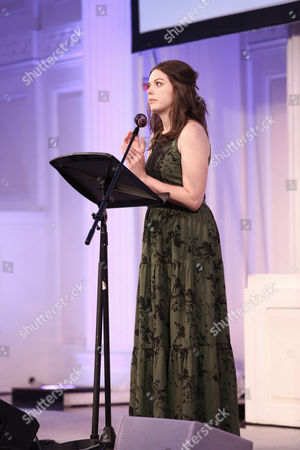 Editorial photo of The Eugene O'Neill Theater Center's 17th Annual Monte Cristo Award Gala, Inside, New York, USA - 21 May 2017