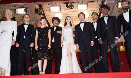Tilda Swinton, Paul Dano, Ahn Seo-Hyun, Bong Joon-Ho, Lily Collins, Steven Yeun, Jake Gyllenhaal
