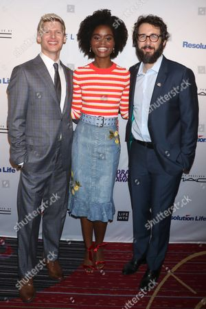Editorial image of 83rd Annual Drama League Awards, New York, USA - 19 May 2017
