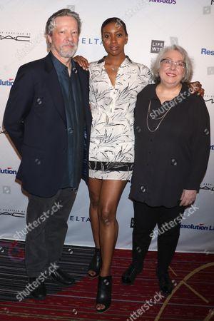 Chris Cooper, Condola Rashad and Jayne Houdyshell