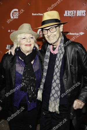 Stock Picture of Renee Taylor and Joseph Bologna