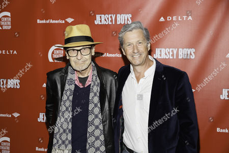 Stock Image of Joseph Bologna and Charles Shaughnessy