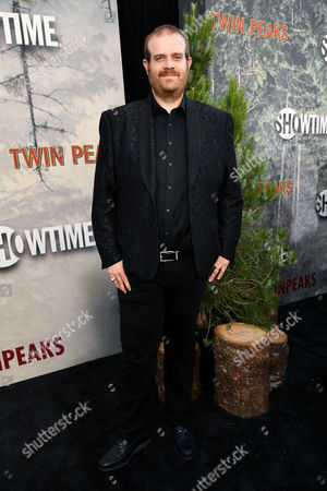 Editorial picture of Showtime's TWIN PEAKS TV series premiere, Arrivals, Los Angeles, USA - 19 May 2017