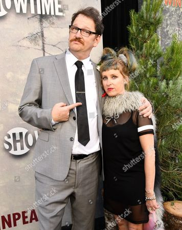 Kimmy Robertson and guest