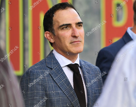 Stock Image of Patrick Fischler