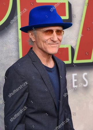 Editorial image of Showtime's TWIN PEAKS TV series premiere, Arrivals, Los Angeles, USA - 19 May 2017