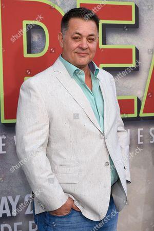 Stock Photo of Johnny Chavez
