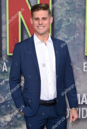 Stock Image of Nathan Frizzell