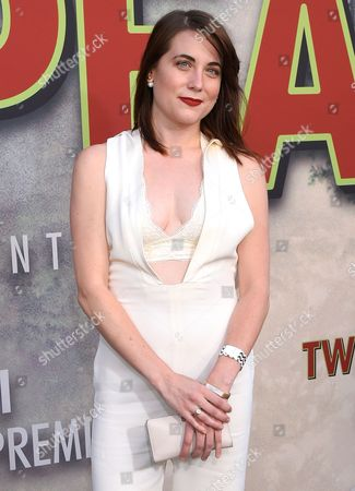Editorial photo of Showtime's TWIN PEAKS TV series premiere, Arrivals, Los Angeles, USA - 19 May 2017