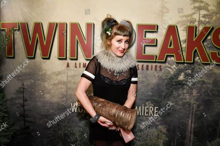 Editorial photo of Showtime's TWIN PEAKS TV series premiere, After Party, Los Angeles, USA - 19 May 2017