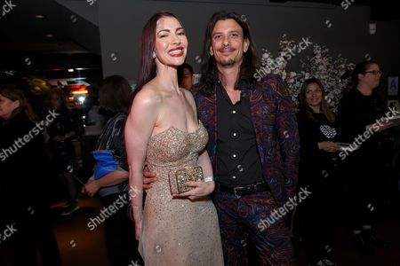 Chrysta Bell and Joseph Skorman
