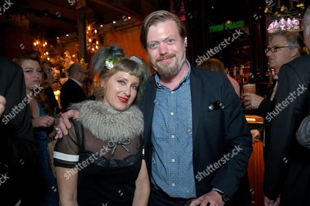 Editorial picture of Showtime's TWIN PEAKS TV series premiere, After Party, Los Angeles, USA - 19 May 2017