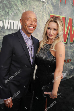 Russell Simmons, Amy Shiels
