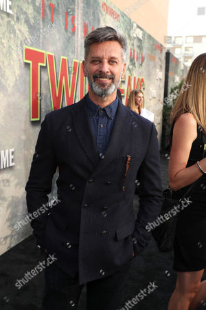 Editorial photo of Showtime's 'Twin Peaks' TV show premiere, Arrivals, Los Angeles, USA - 19 May 2017