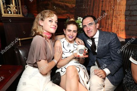 Jane Levy, Mae Whitman, Patrick Fischler
