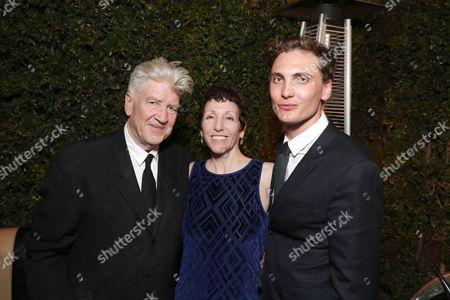 David Lynch, Sabrina S. Sutherland, Eamon Farren