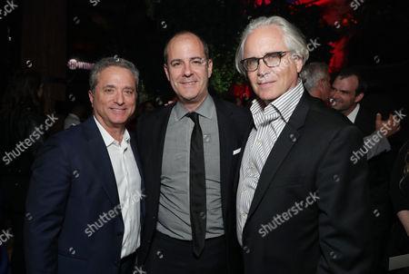Rick Rosen, David Nevins, Mark Frost