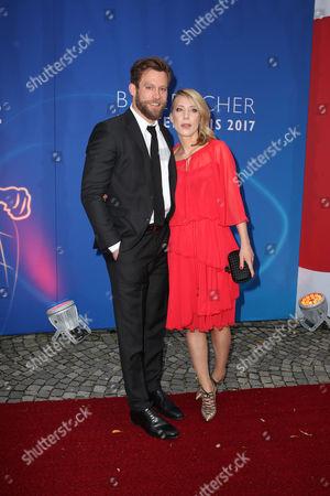 Ken Duken mit Ehefrau Marisa Leonie Bach,