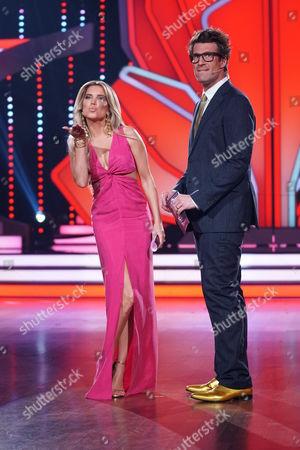 Sylvie Meis and Daniel Hartwich
