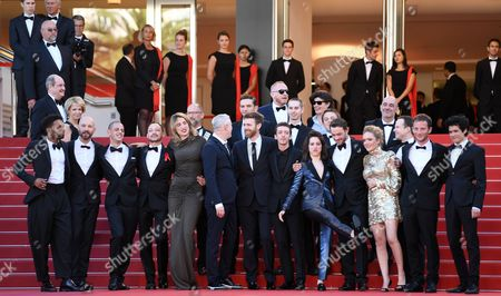 Editorial picture of '120 Beats Per Minute' premiere, 70th Cannes Film Festival, France - 20 May 2017