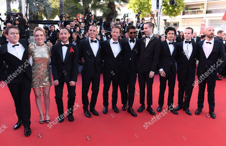 Editorial image of '120 Beats Per Minute' premiere, 70th Cannes Film Festival, France - 20 May 2017