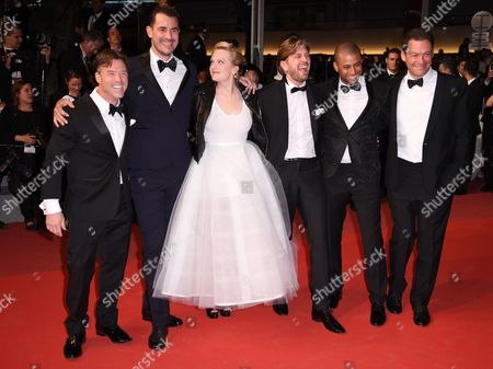 Editorial image of 'The Square' premiere, 70th Cannes Film Festival, France - 20 May 2017