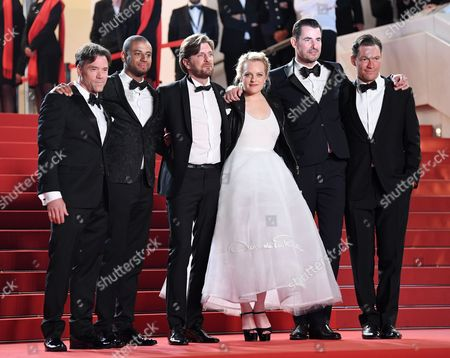 Editorial photo of 'The Square' premiere, 70th Cannes Film Festival, France - 20 May 2017
