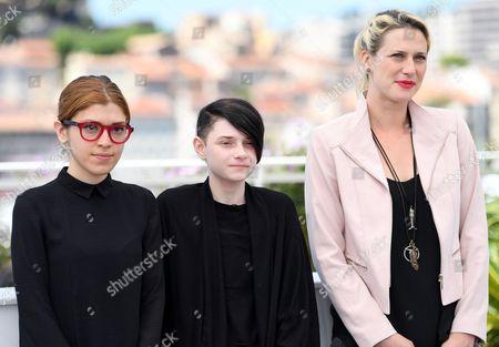 Rhys Fehrenbacher, Anahita Ghazvinizadeh and Nicole Coffineau
