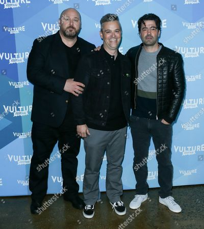 Editorial photo of 'Loudermilk' TV show, Vulture Festival, New York, USA - 20 May 2017