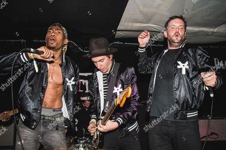 YOTA - Young Lazarus, Jamie Reynold and Jeff Wootton