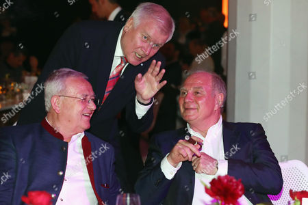Horst Seehofer; Uli Hoeness; Martin Winterkorn
