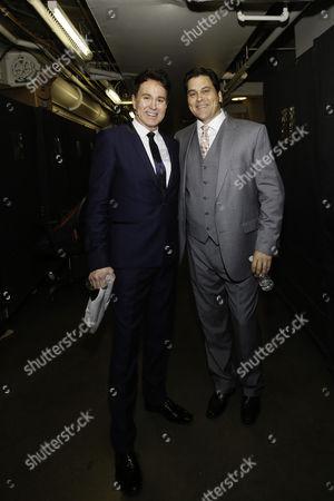 Davis Gaines and Doug LaBrecque