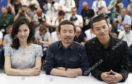 Editorial photo of Lu Guo Wei Lai Photocall - 70th Cannes Film Festival, France - 21 May 2017