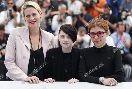 Nicole Coffineau, Rhys Fehrenbacher and Anahita Ghazvinizadeh