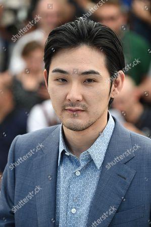 Actor Ryuhei Matsuda