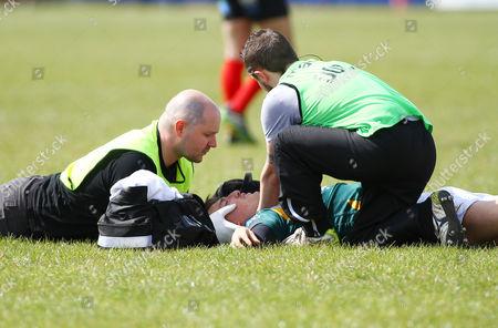 Editorial picture of Aberavon RFC v Merthyr Tydfil RFC - Principality Premiership - Tier 1 Final - 21 May 2017